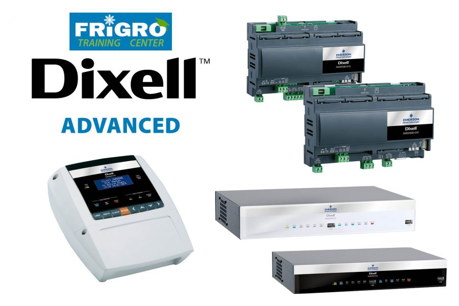 Frigro Training Center: opleiding Dixell Xweb EVO advanced