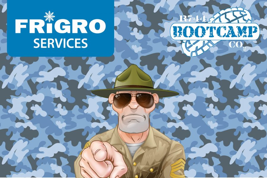 Frigro Services CO2 Bootcamp opleiding