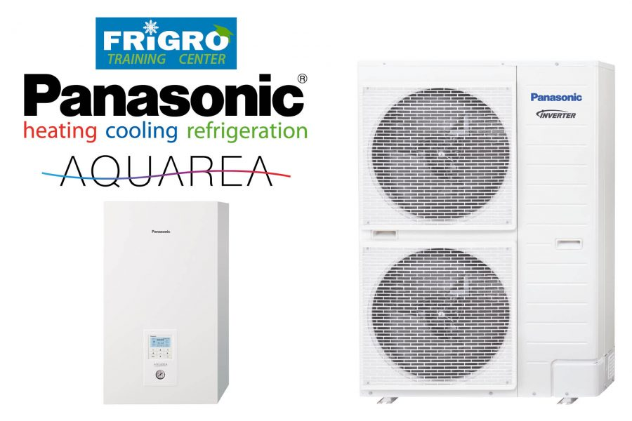 Frigro Training Center: opleiding Panasonic Aquarea
