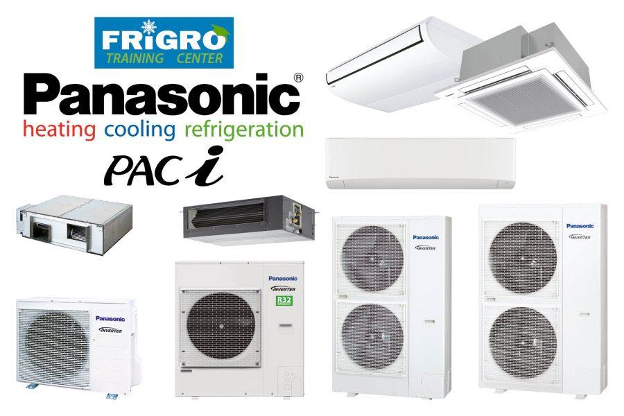 Frigro Training Center: opleiding Panasonic PACi