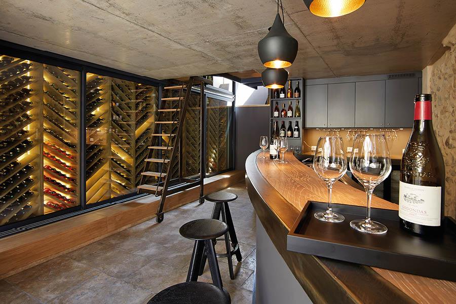 Friax wijnkelder koeling: perfect klimaat om uw wijn te bewaren.