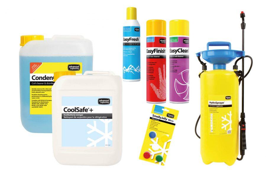 Reiniging en onderhoud van uw koelinstallatie of warmtepomp installatie