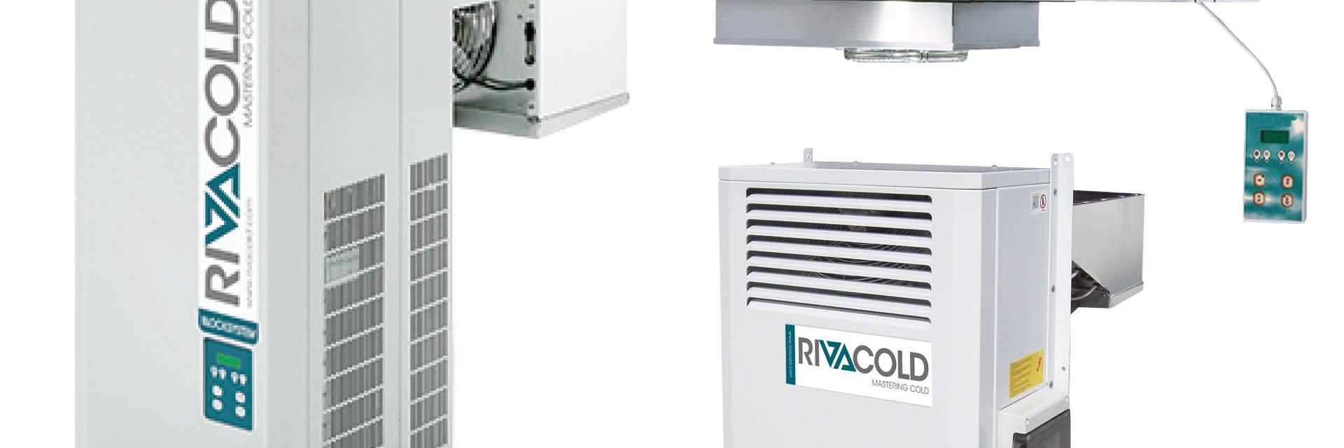 Rivacold monobloc: insteekunits, mobiele toepassingen en dakunits