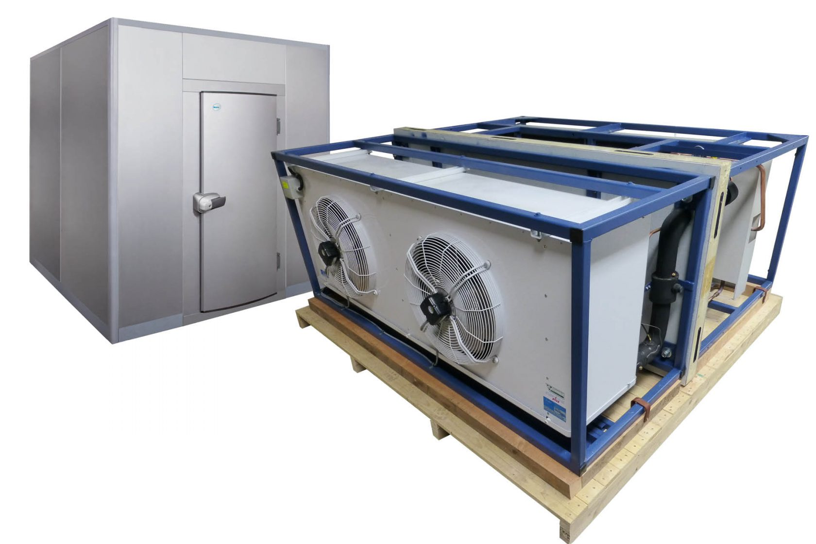 Afrigro plug and play cooling and freezing unit Frigro Export