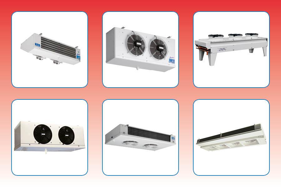 Frigro CO2-Components deel B: Luchtkoelers en condensors