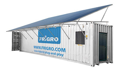 Frigro Export Solutions