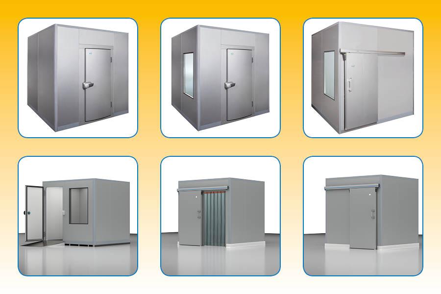 Frigro Isocomponents deel A: Matrix modulaire koel-en vriescellen