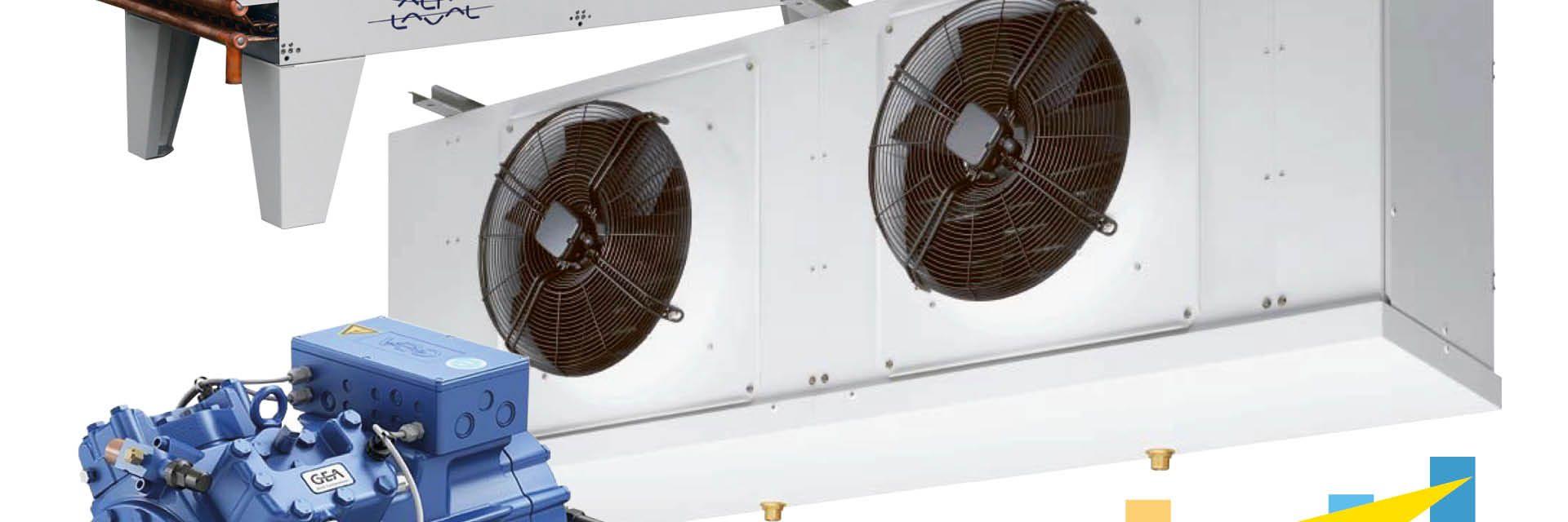 Frigro Services: energetische analyse van een koelinstallatie
