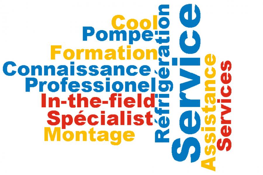 Frigro Services: Cool, Pompe à chaleur, formation, connaissance, professionel, in-the-field, spécialist, montage, réfrigération, service, assistance, services