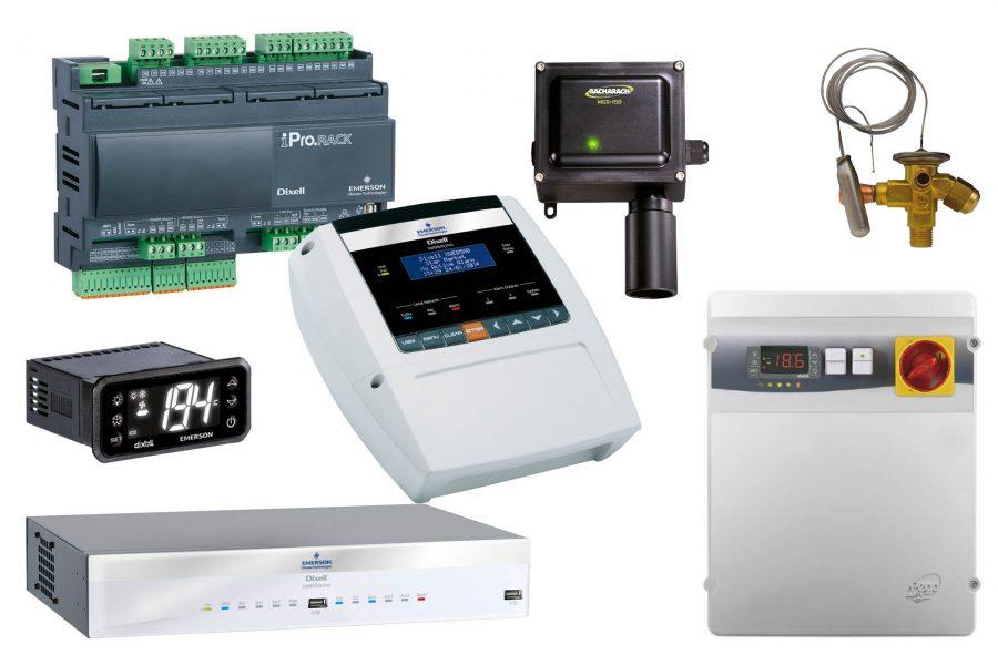 elektronische en mechanische regelapparatuur en alarmering