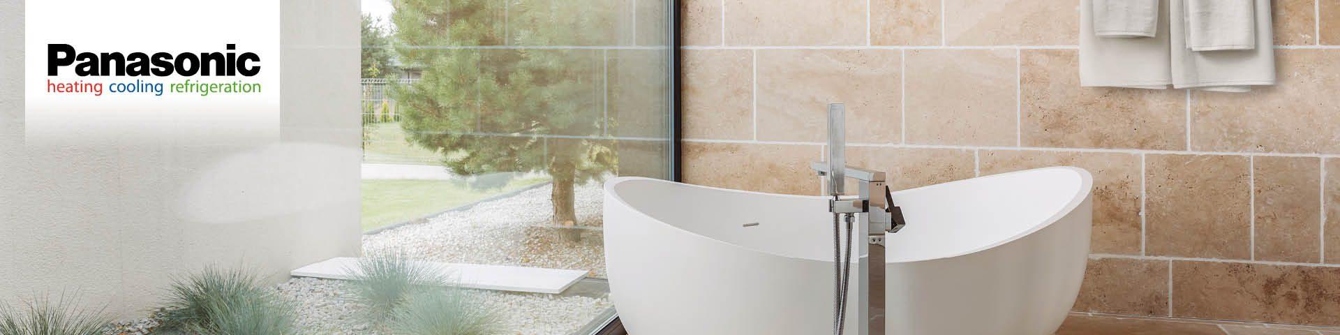 Panasonic Aquarea gamma bij Frigro - lucht-water warmtepompen