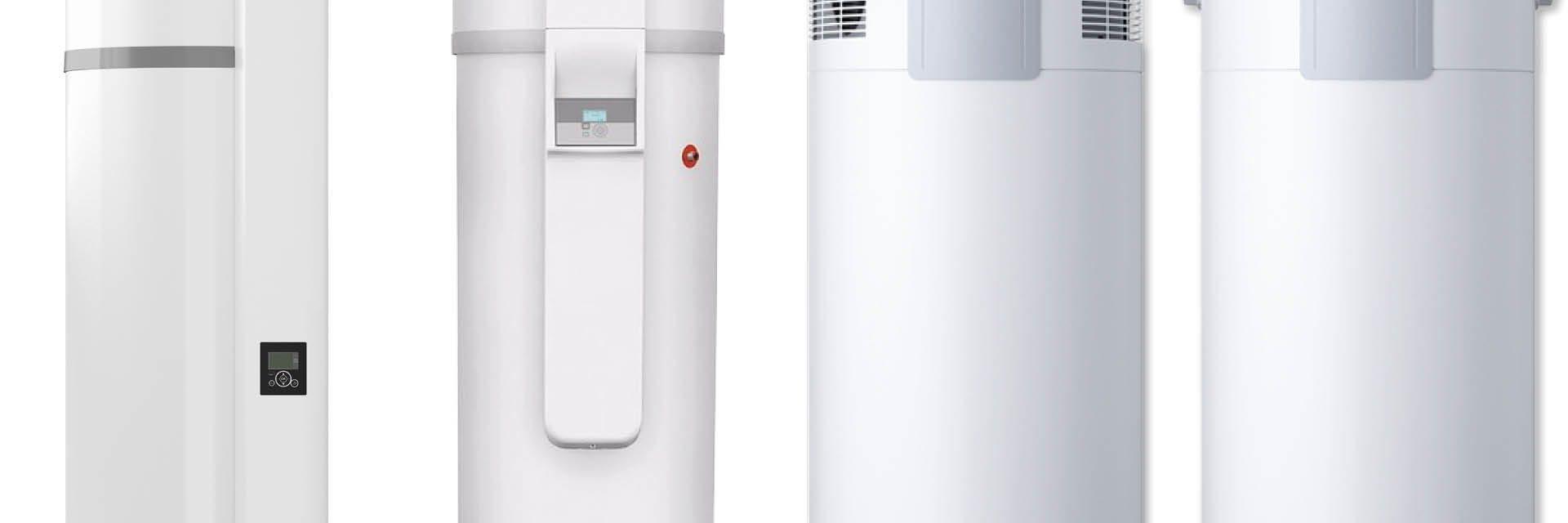 Warmtepompboilers van Panasonic en Stiebel Eltron, verdeeld door Frigro