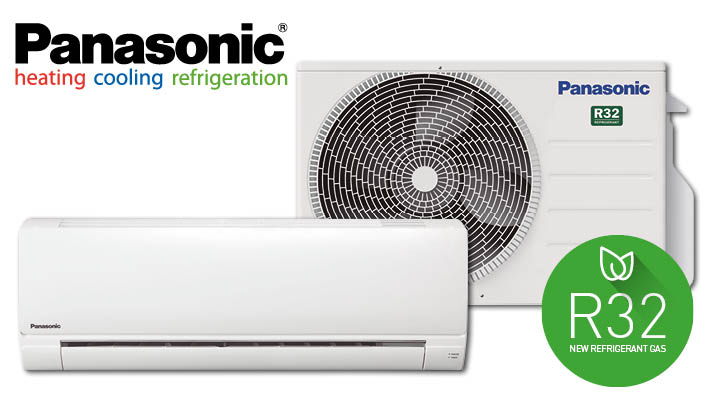 Frigro Panasonic PZ Standaard promotiekits warmtepompen koelen en verwarming