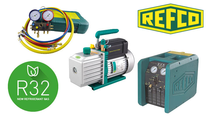 aircomponents Refco R32 promotieset