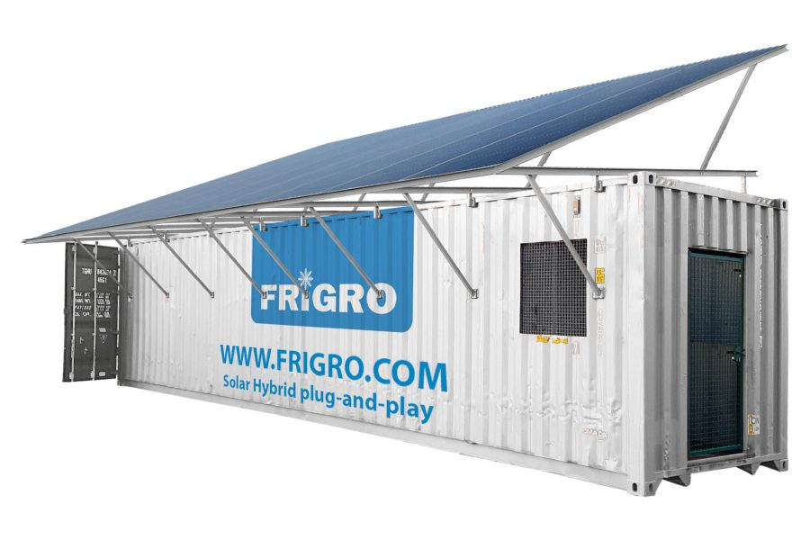 Export Solar Container