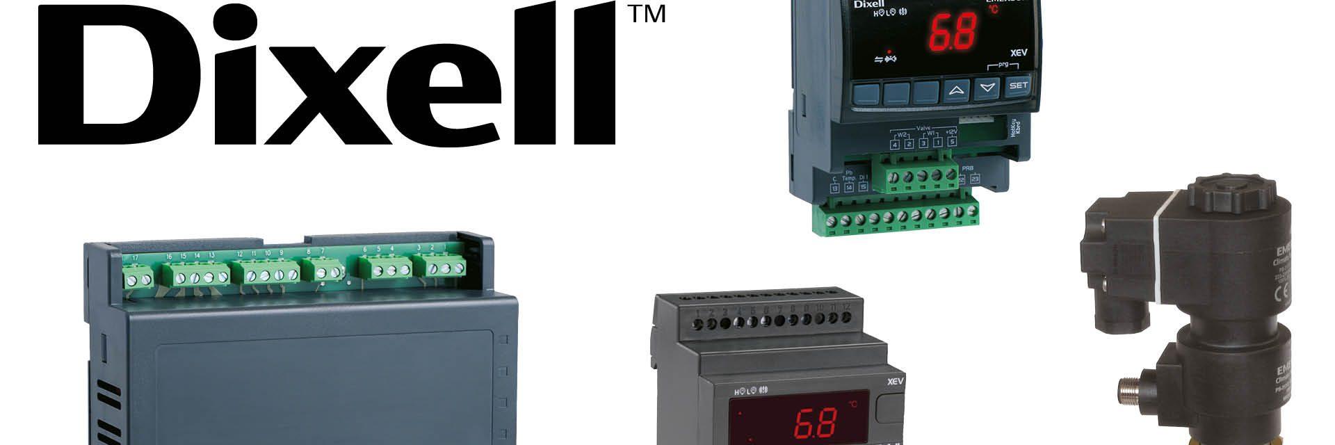 Dixell Elektronische Expansie Oververhittingsventiel