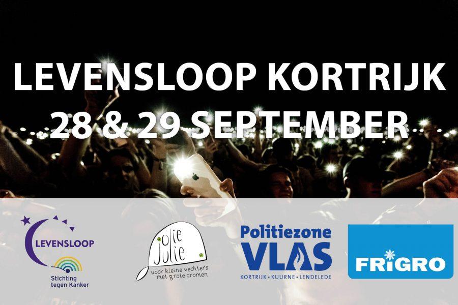 Levensloop Kortrijk 2019 Team Julie Meets Frigro Pz Vlas Site