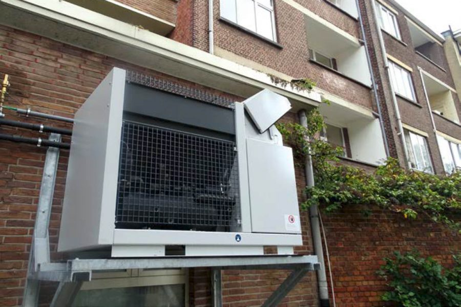 Emerson Copeland Easycool CO2 condensing unit