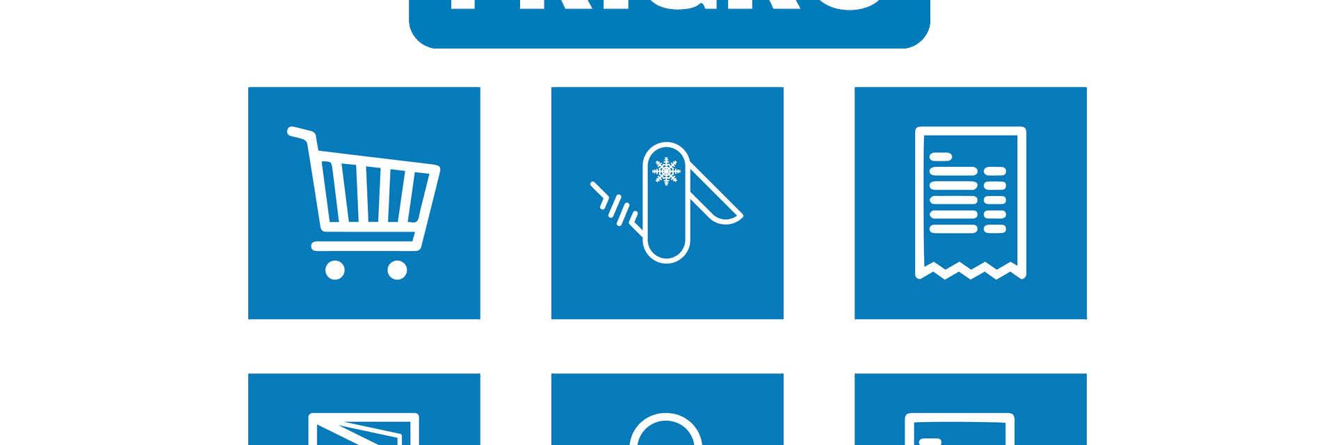 Myfrigro Persoonlijk Dashboard