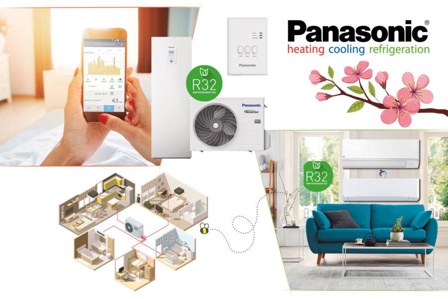 Panasonic Voorjaarsactie Frigro