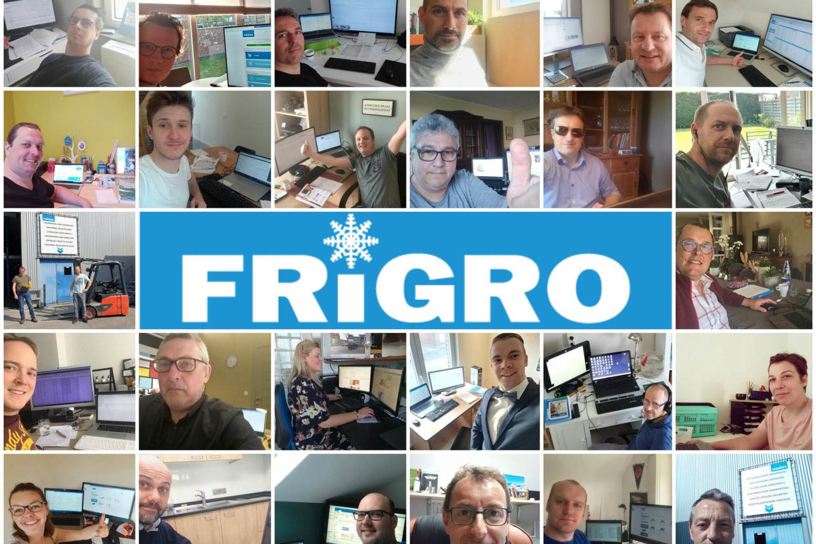Frigro Team Bereikbaar