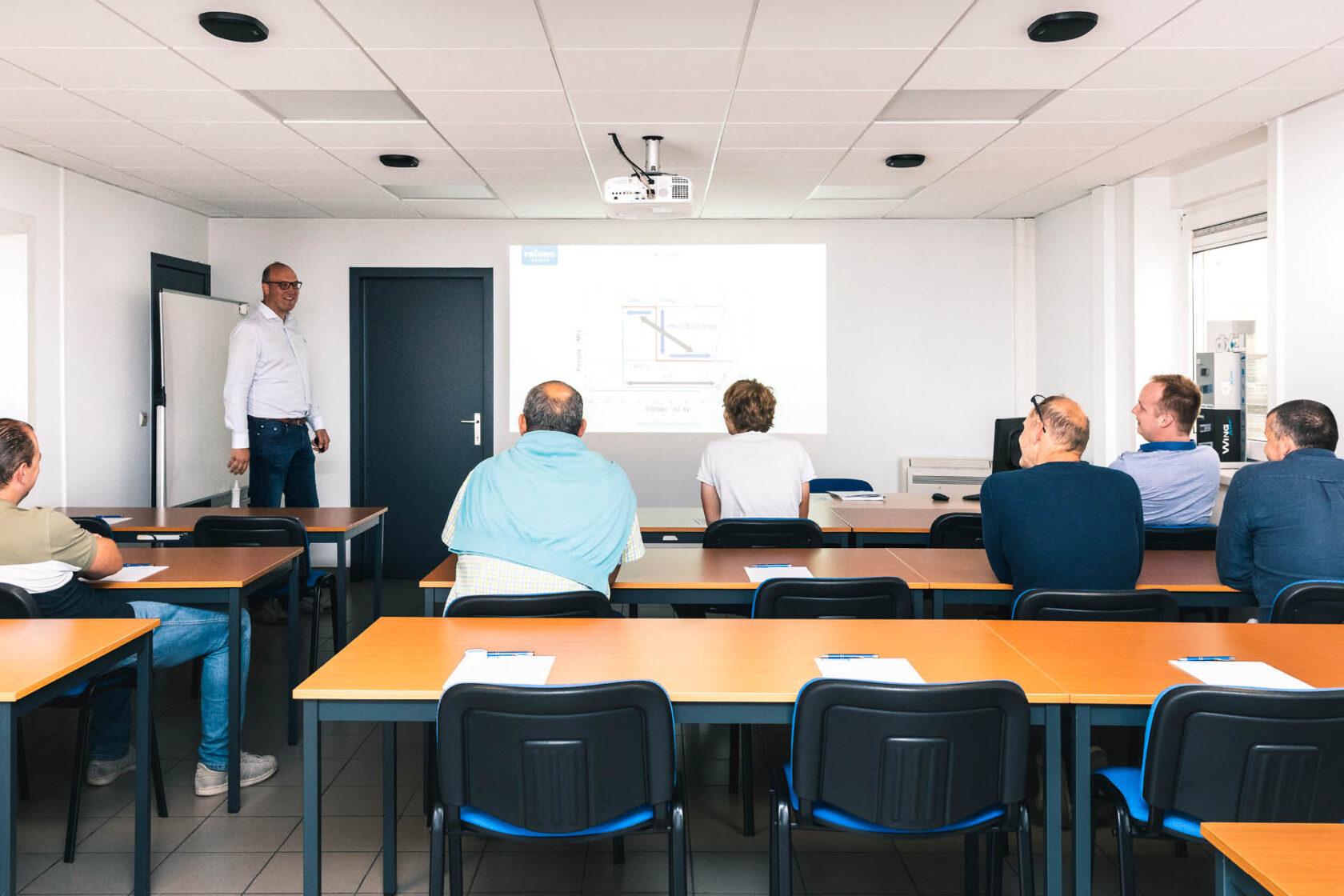 Frigro Training Center