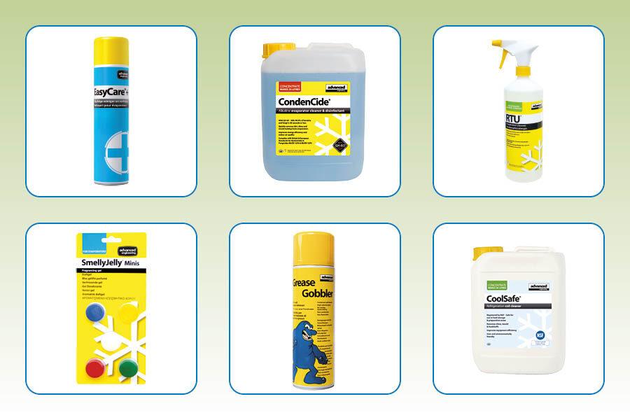 Frigro Aircomponents deel I